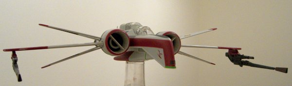 ARC-170 Clone Fighter (Revell)
